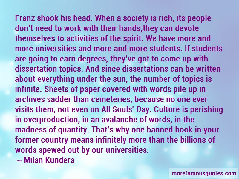Quotes About All Souls Day