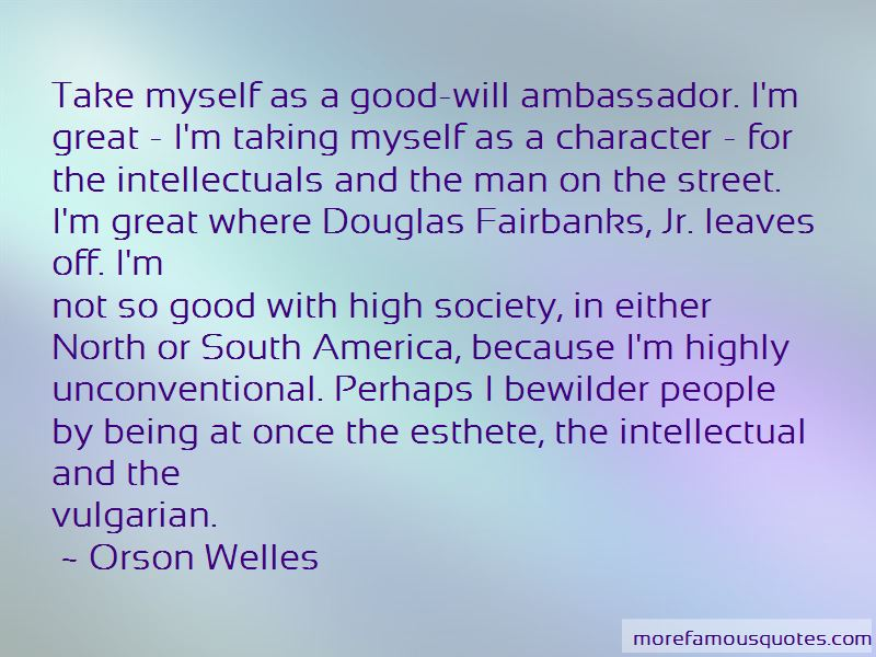 Quotes About America Being Good