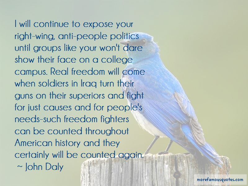 Quotes About American Soldiers In Iraq