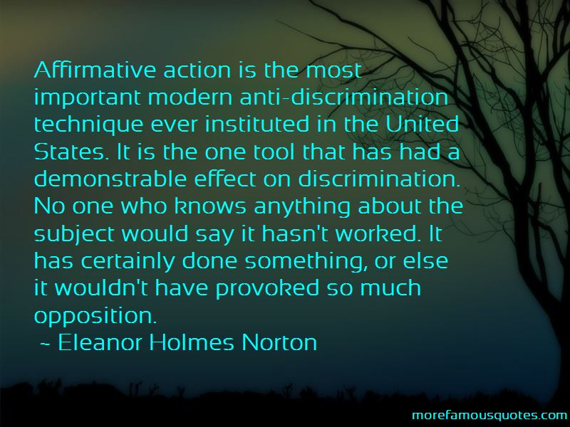 Quotes About Anti Discrimination