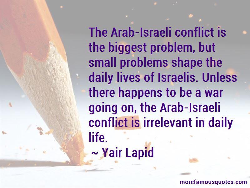 Arab Israeli Conflict Quotes Pictures 2