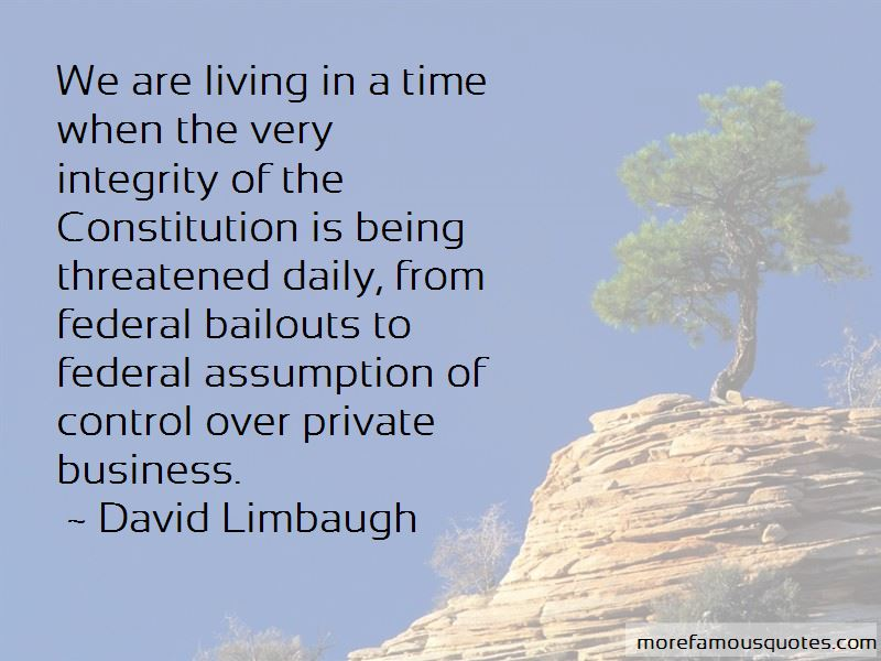 Quotes About Bailouts