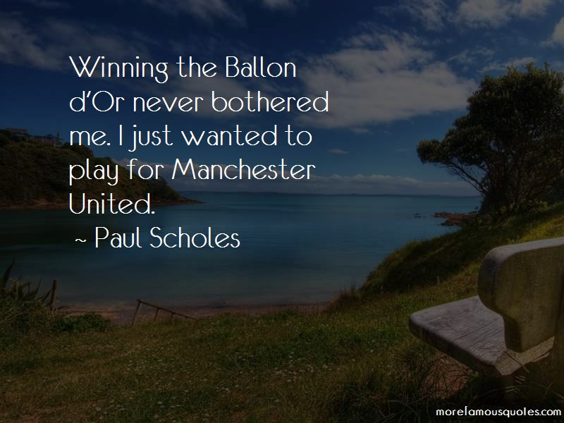 Quotes About Ballon D'or