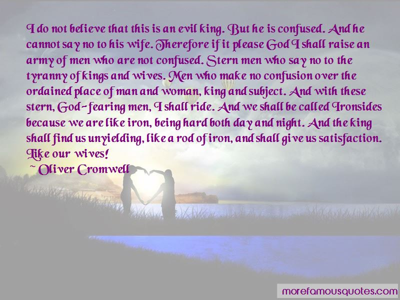Quotes About Being A God Fearing Man