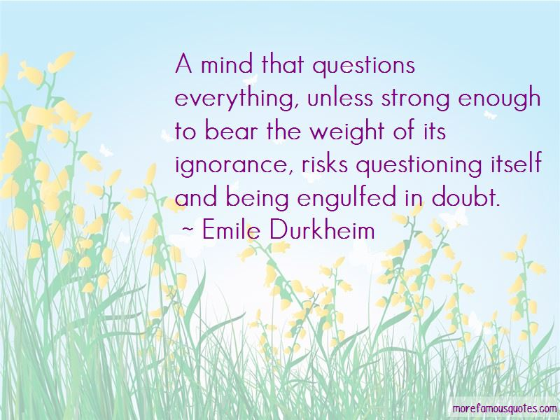 Quotes About Being Engulfed