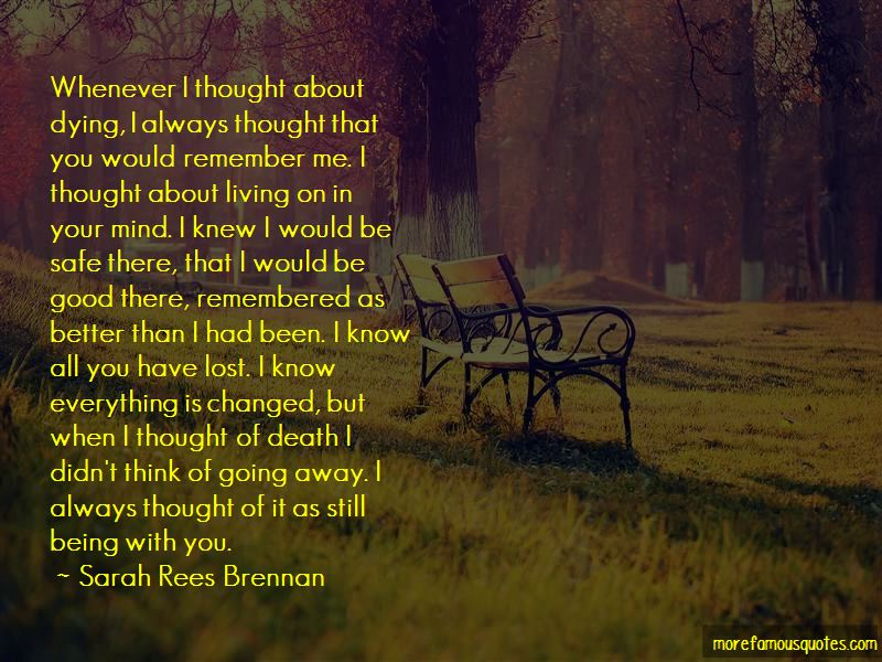 Being Lost In Your Mind Quotes Pictures 2