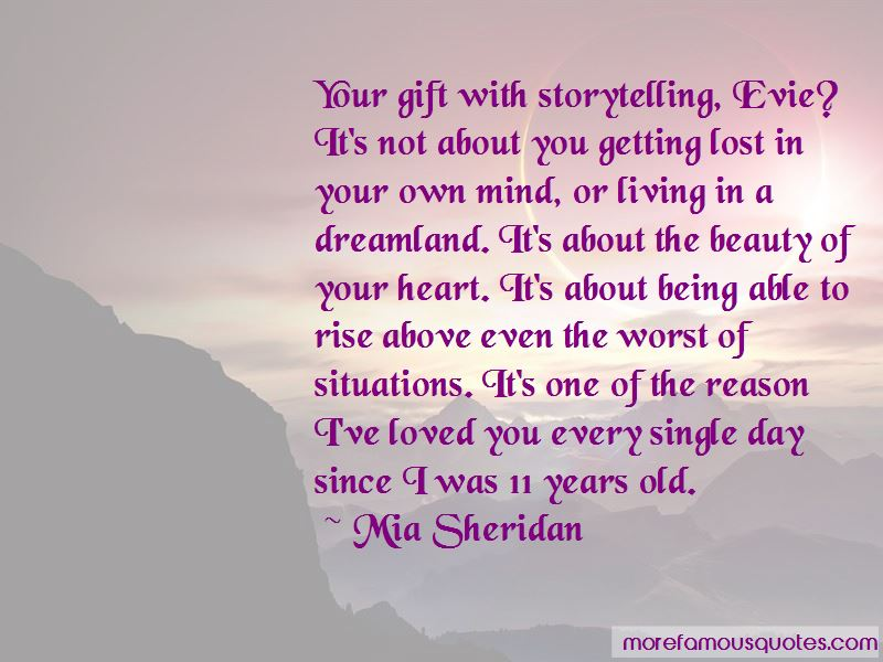 Being Lost In Your Mind Quotes Pictures 4
