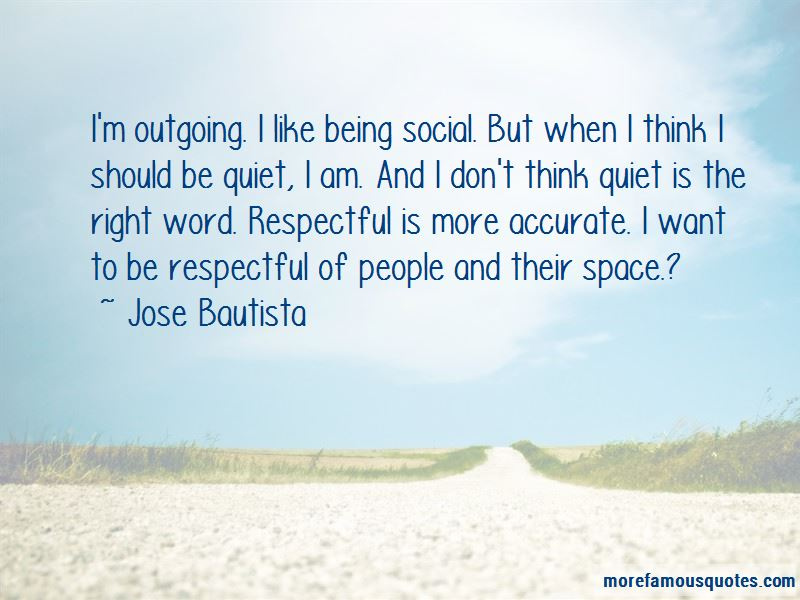 Being Outgoing Quotes Pictures 2