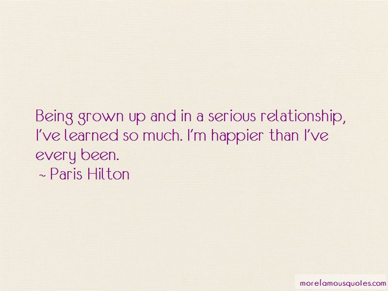 Being Serious In A Relationship Quotes Pictures 2