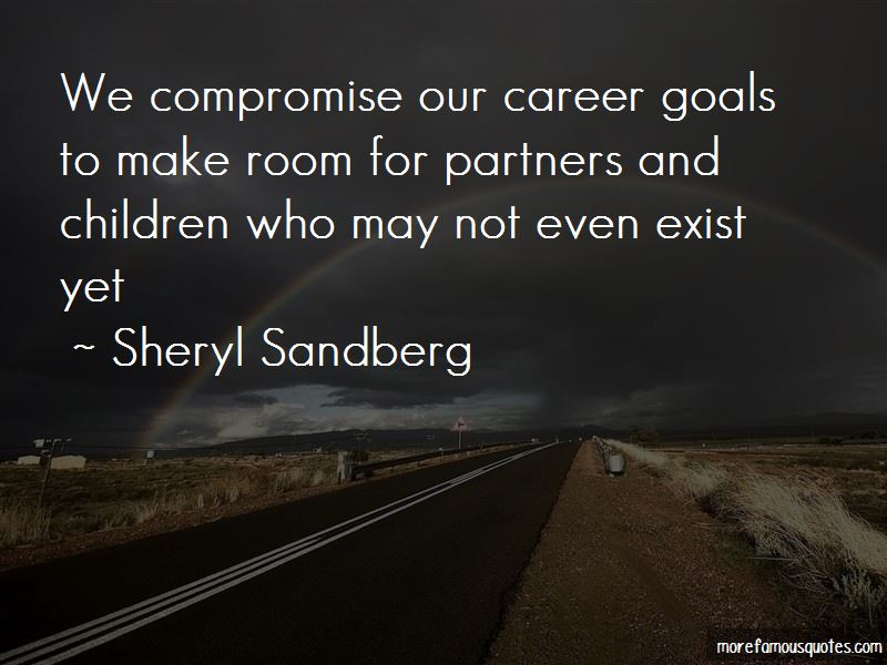 career goals quotes