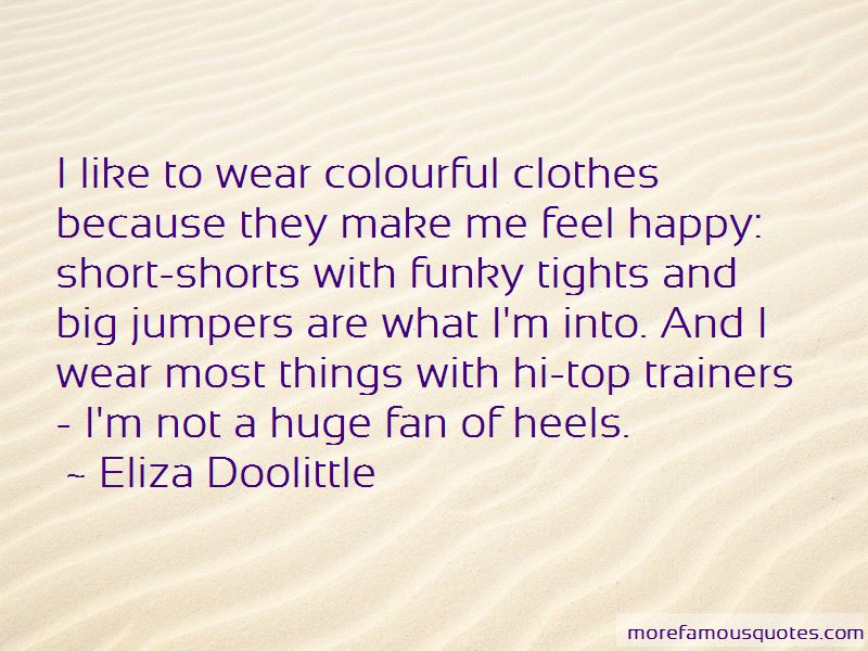 Quotes About Colourful Clothes