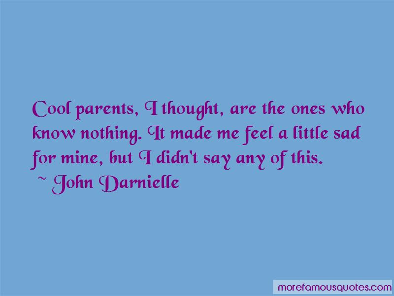 Quotes About Cool Parents