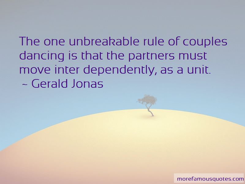 Quotes About Couples Dancing