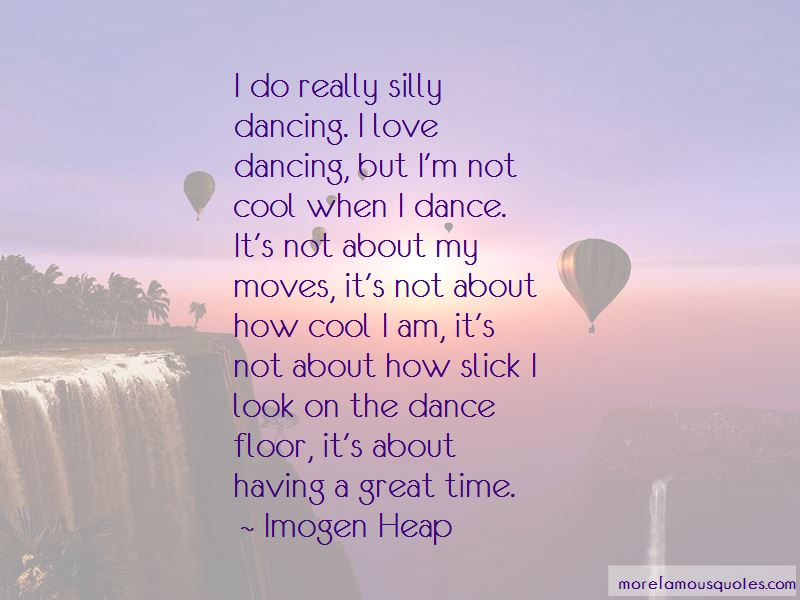 Quotes About Dancing In Love