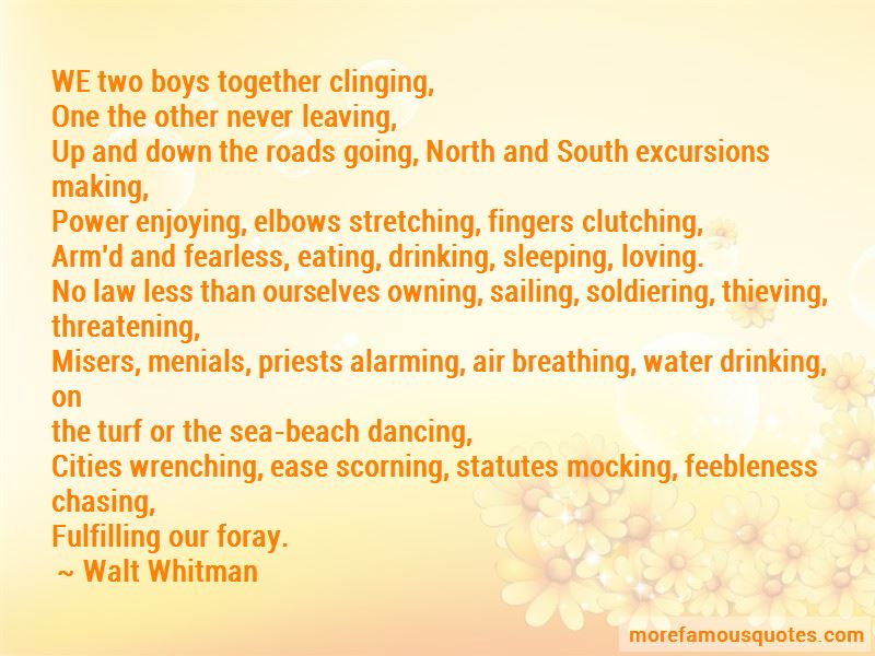 Quotes About Dancing On The Beach