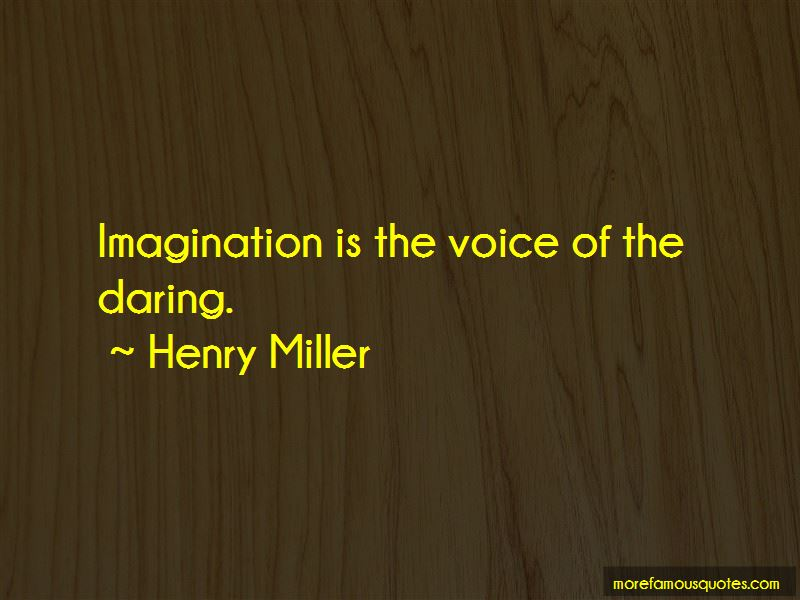 Quotes About Daring