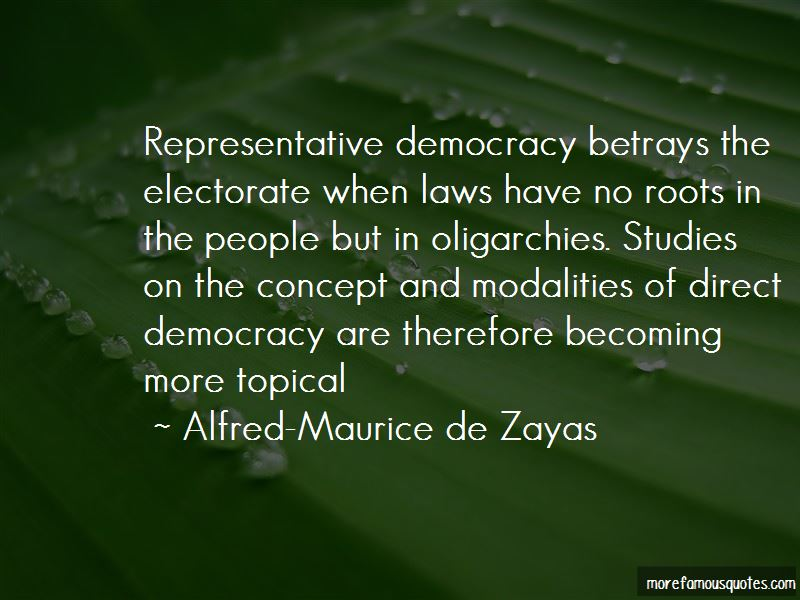 Direct Democracy Quotes Pictures 2