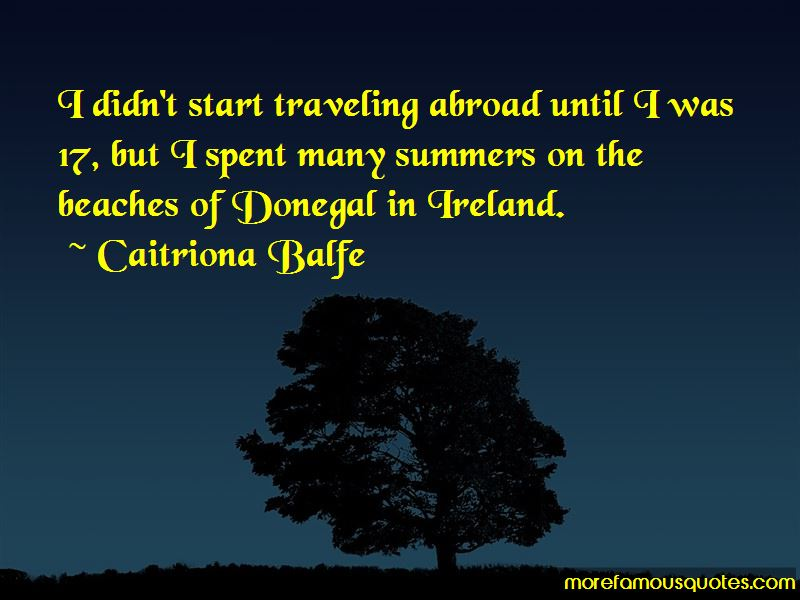 Quotes About Donegal