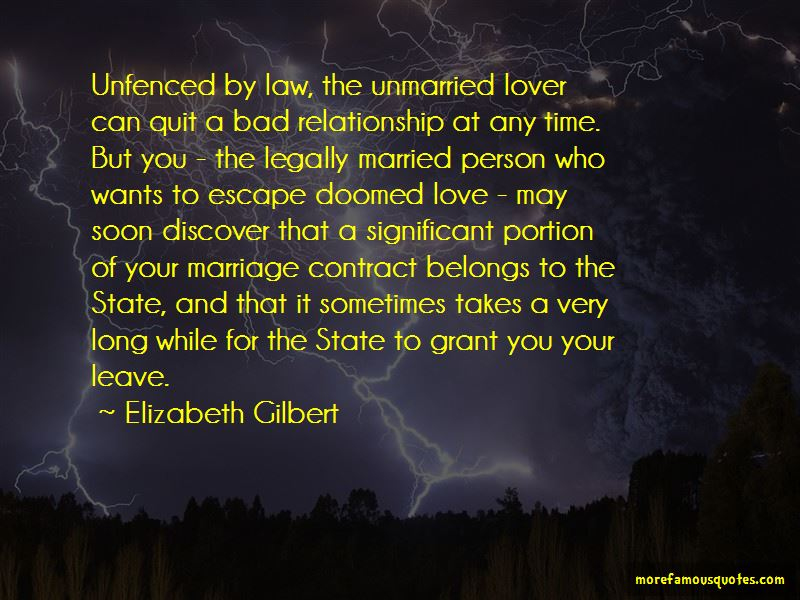 Quotes About Doomed Love