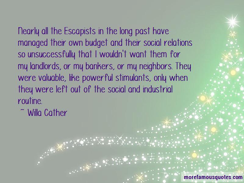 Escapists Quotes Pictures 3