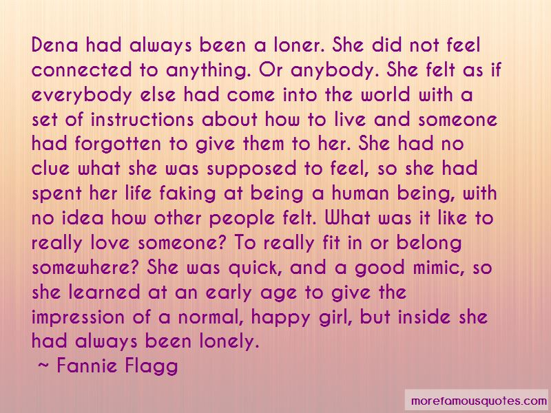 Quotes About Faking Being Happy