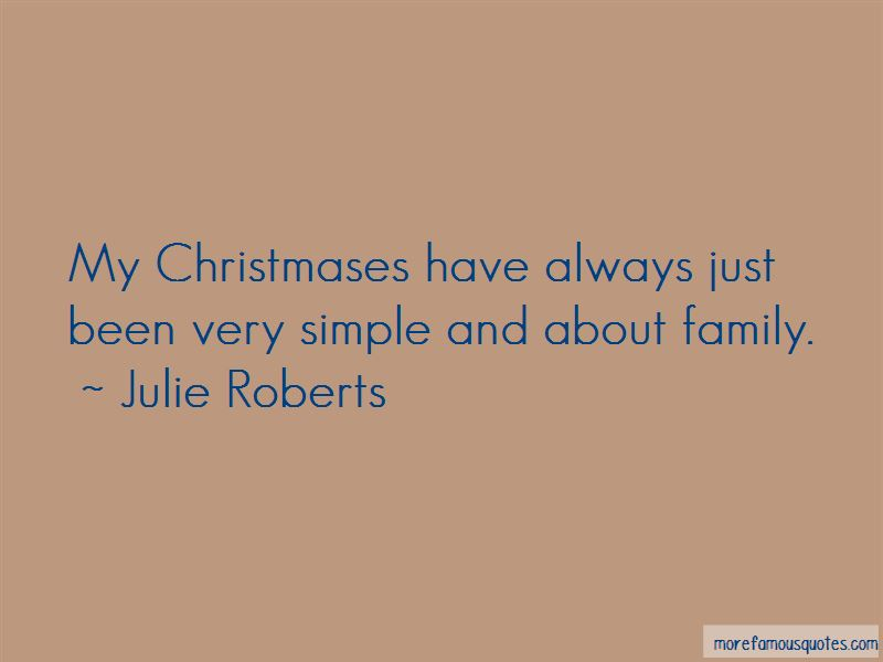 Quotes About Family Christmases