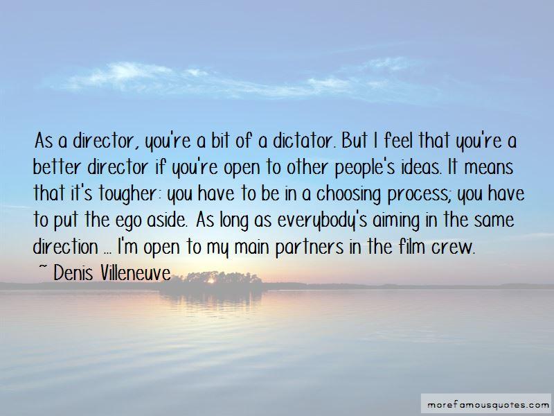 Quotes About Film Crew