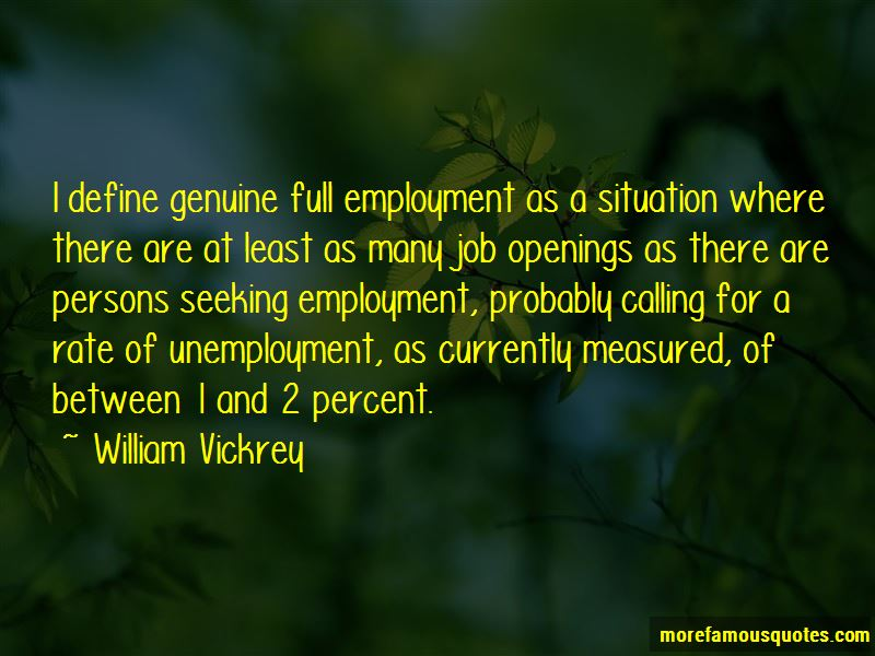 Full Employment Quotes Pictures 3