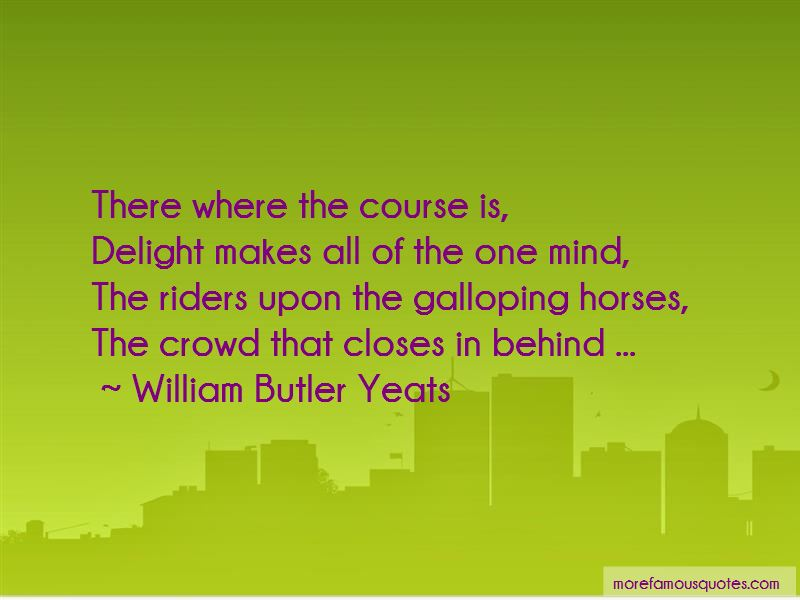 Galloping Horses Quotes Pictures 2