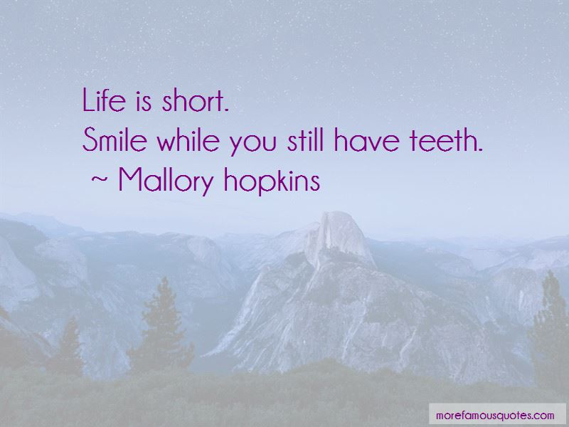 Gf Smile Quotes Pictures 4