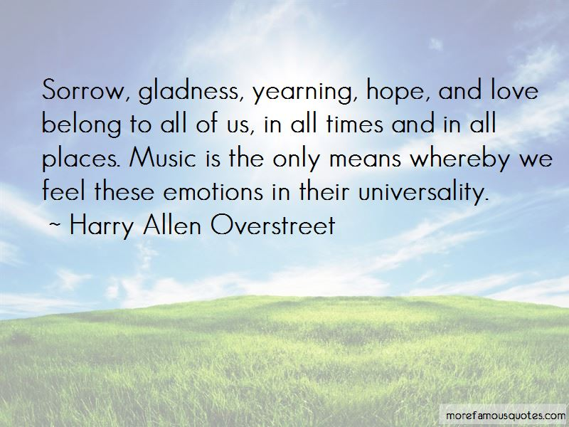 Quotes About Gladness