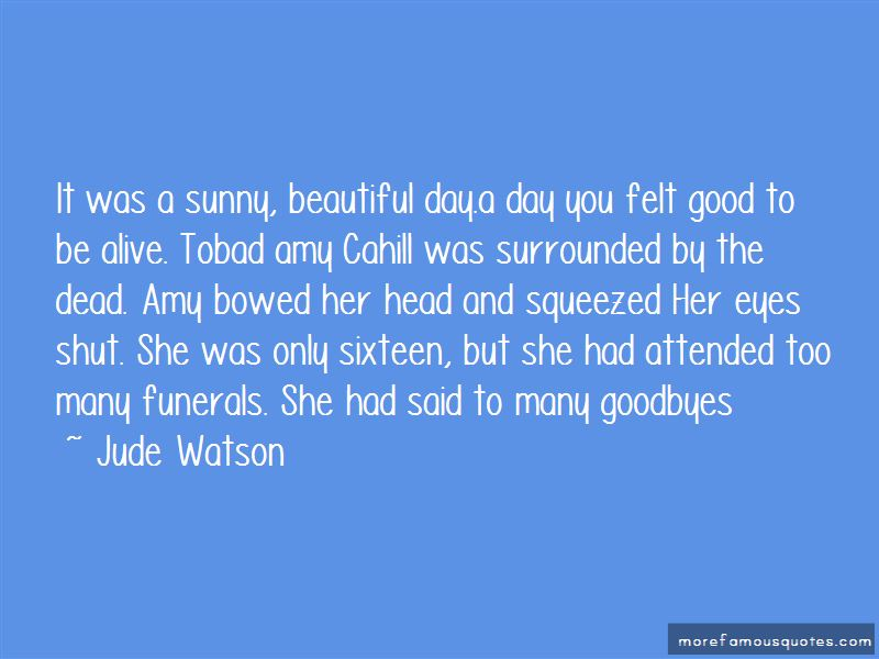 Good Goodbyes Quotes Pictures 3
