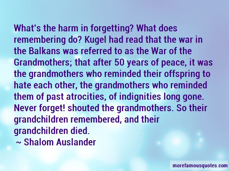 Quotes About Grandmothers Who Died