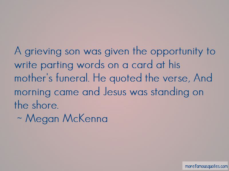 Grieving A Son Quotes Pictures 4