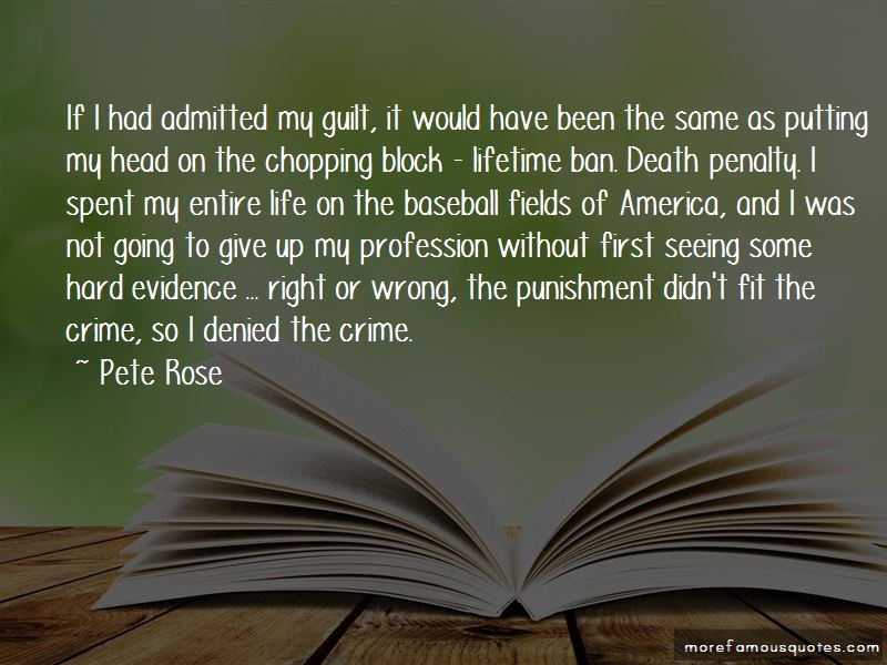Quotes About Guilt In Crime And Punishment