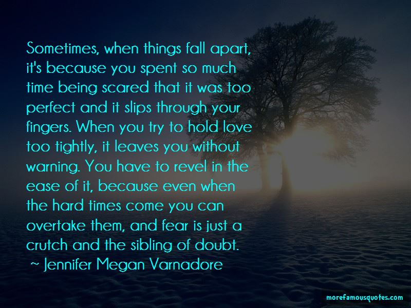 Quotes About Hard Times In Love: top 42 Hard Times In Love ...