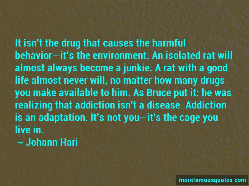 Harmful Drugs Quotes Pictures 3