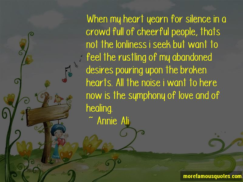 Healing A Broken Heart Quotes Pictures 2