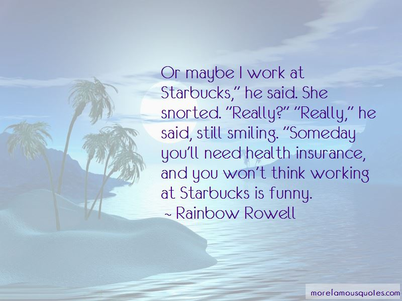 Quotes About Health Insurance Funny