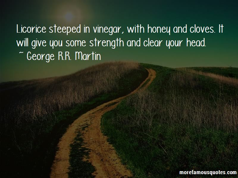Honey And Vinegar Quotes Pictures 3