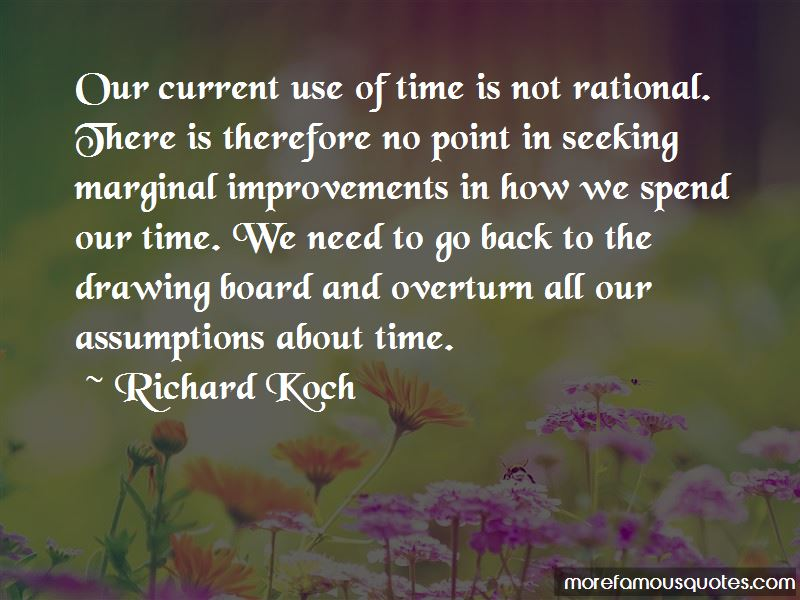 Quotes About How We Spend Our Time
