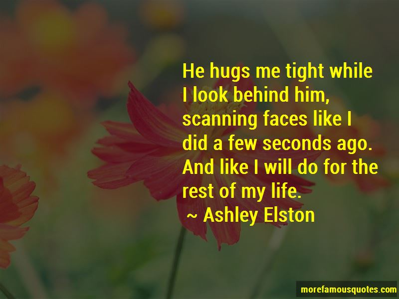 Hugs From Behind Quotes Pictures 2