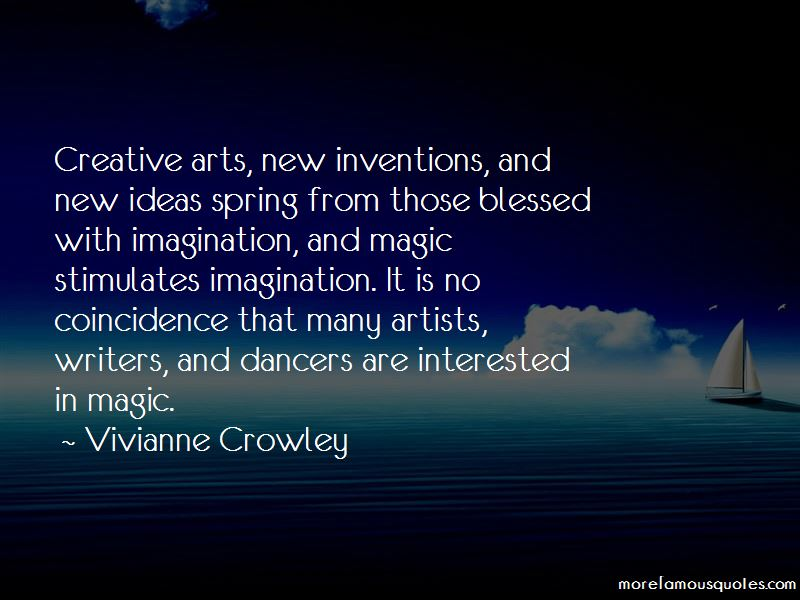 Quotes About Imagination And Magic