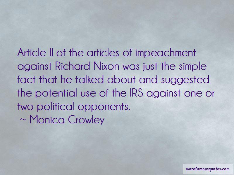 Impeachment Quotes Pictures 2