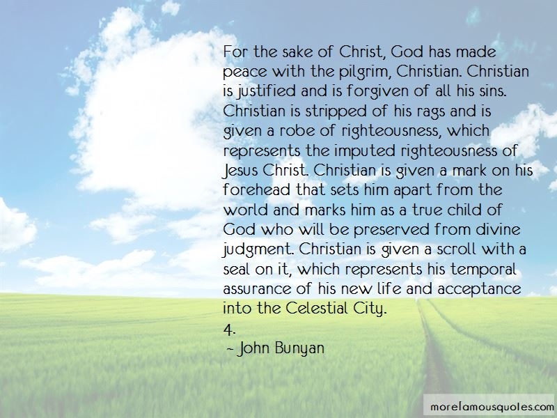 Quotes About Imputed Righteousness