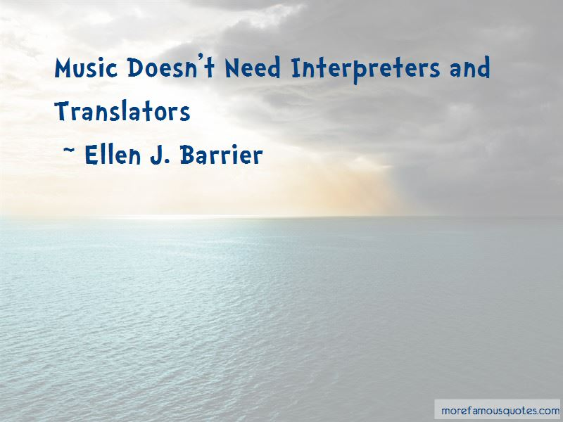 Quotes About Interpreters And Translators