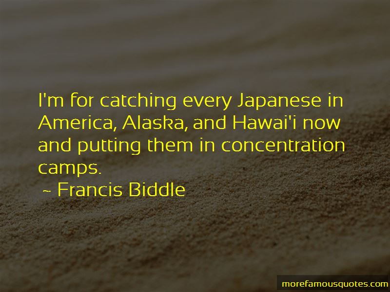 Quotes About Japanese Concentration Camps