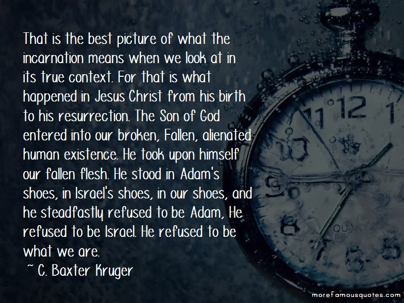 Quotes About Jesus Christ Birth