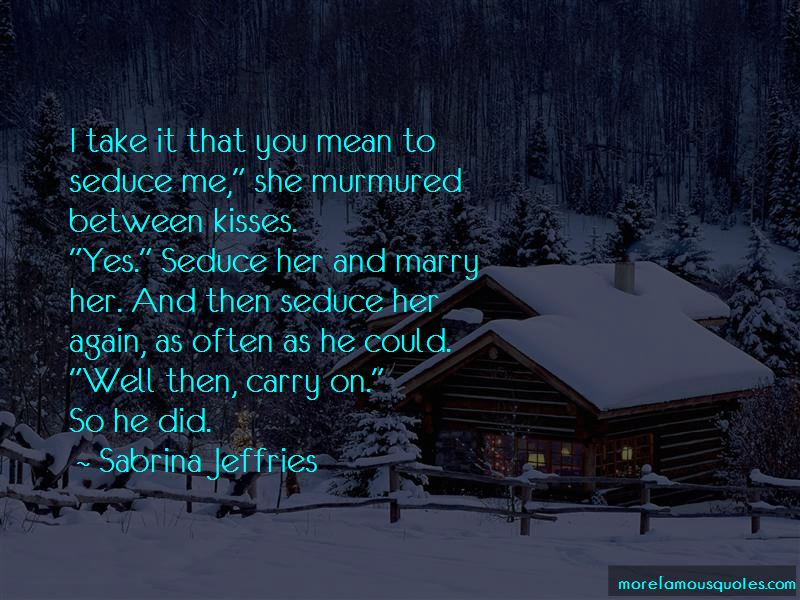 Kisses From Him Quotes Pictures 3