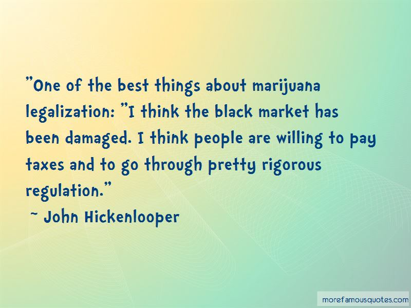 Quotes About Legalization